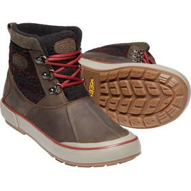 Keen Elsa II Ankle Wool WP Naiset kengät , ruskea